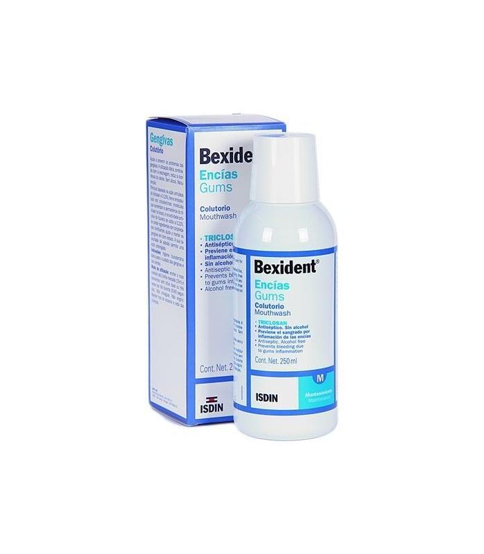 Bexident Encias Colutorio Triclosan 250 ml