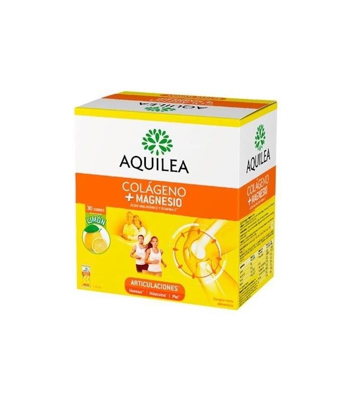 HUESOS Y ARTICULACIONES - Aquilea Colageno Magnesio 30 Sobres -
