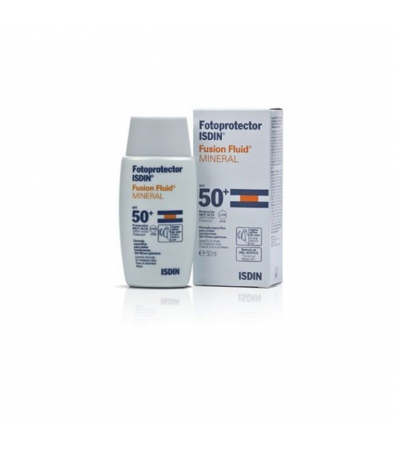 PROTECTORES - Isdin Fotoprotector Fusion Fluid SPF50+ 50 ml -