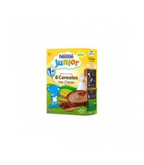 PAPILLAS - Nestle Cereales al Cacao Sin leche 600 gr -
