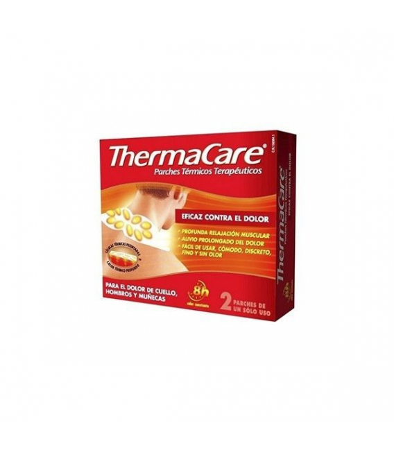 DOLOR MUSCULAR - Thermacare Cuello/Hombro 2uds. -