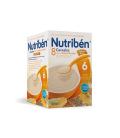 Nutriben 8 Cereales Con Miel y Galletas 600 Gramos