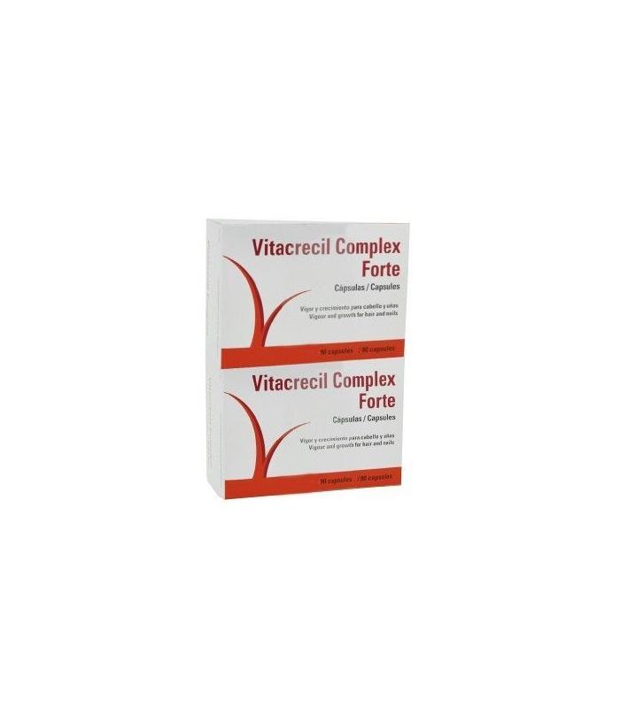 Vitacrecil Complex Forte 2x90 Cápsulas
