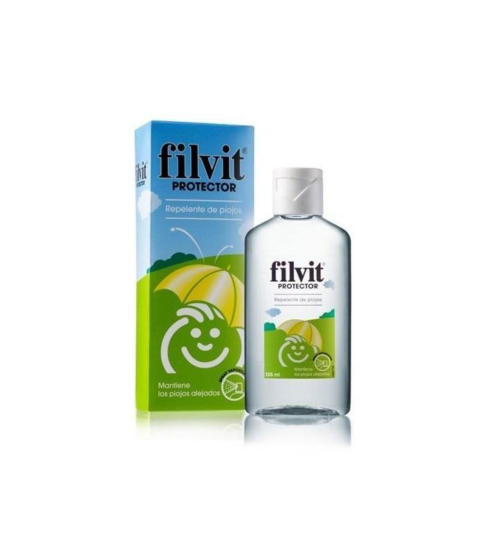 PIOJOS - Filvit Protector Repelente Piojos 125 ml -