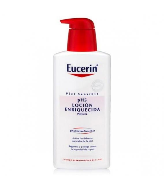 HIDRATACIÓN - Eucerin Ph5 Locion Enriquecida 400 ml -
