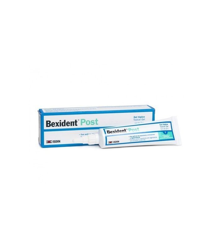 CUIDADO BUCAL - Bexident Post Gel Topico 25 ml -