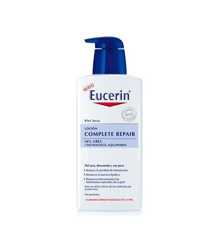 Eucerin Locion Piel Seca Complete 400 ml