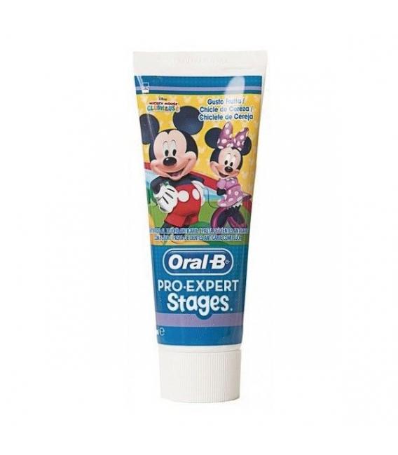 DENTAL - Oral B Pasta Disney 75 Ml Mickey Mouse -