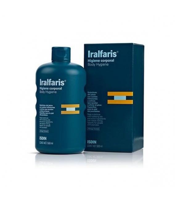 GELES - Isdin Iralfaris Higiene Gel Corporal 500 ml -