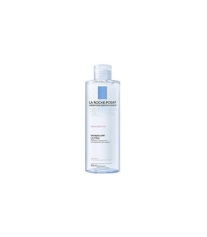 LIMPIADORAS - La Roche Posay Agua Micelar Pieles Reactivas 400ml -