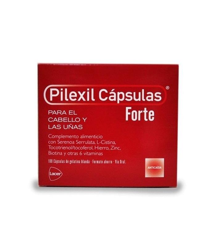 Pilexil Forte Cabello 100 Cápsulas