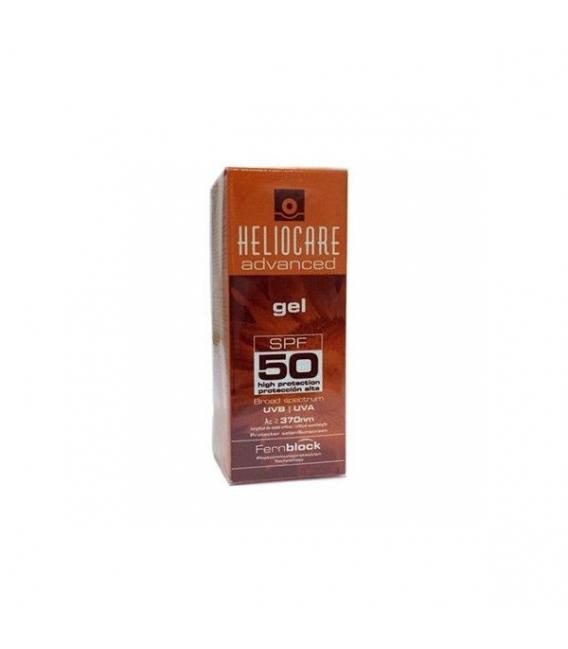 PROTECCIÓN FACIAL - Heliocare Gel SPF 50 -
