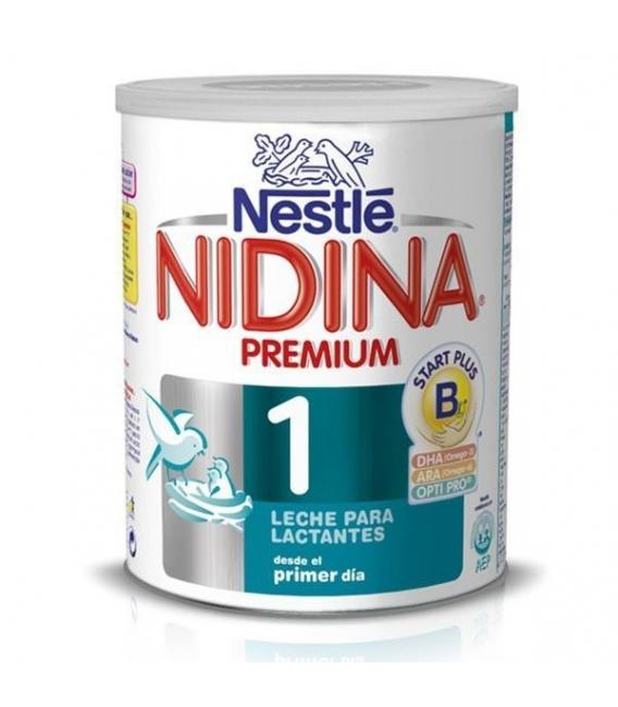LECHES INFANTILES - Nidina 1 Premium 800 Gramos -