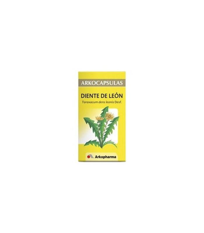 CUIDADO DEL CUERPO - Arkocaps Diente de León 42 Cápsulas -