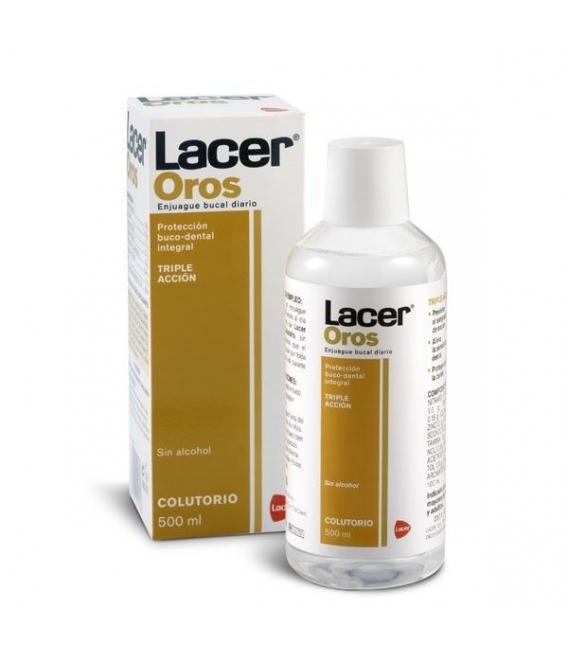 DENTAL - Lacer Colutorio Oros 500 ml -