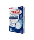 Corega Accion Total Limpieza Protesis 30 Tabletas