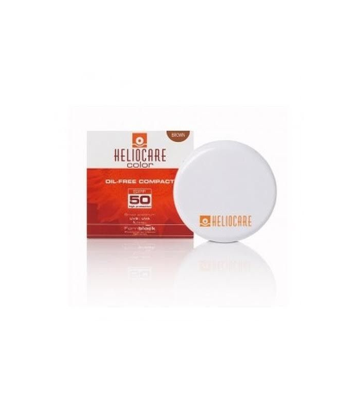 PROTECCIÓN FACIAL - Heliocare Color Compacto Spf 50 Light 10 gr -