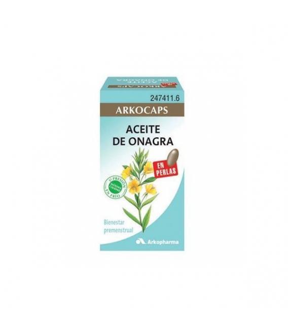 MUJER - Arkofluido Aceite De Onagra 50 Cápsulas -