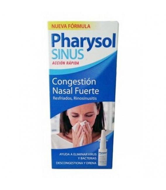 PRODUCTOS DE HIGIENE Y CUIDADO PERSONAL - Pharysol Sinus Congestión Nasal Fuerte 15 ml -