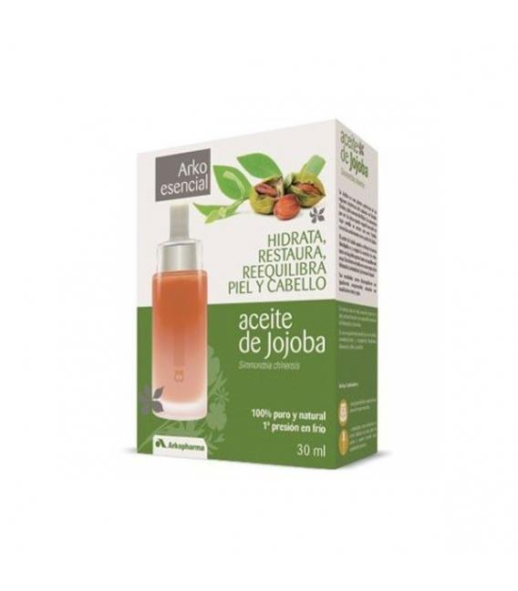 PRODUCTOS DE HERBOLARIO ONLINE - Arkoesencial Aceite De Jojoba 30 ml -