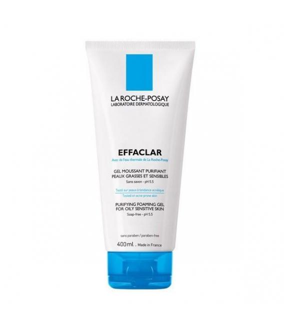 ACNÉ - La Roche Effaclar Gel Limpiador 400 Ml -