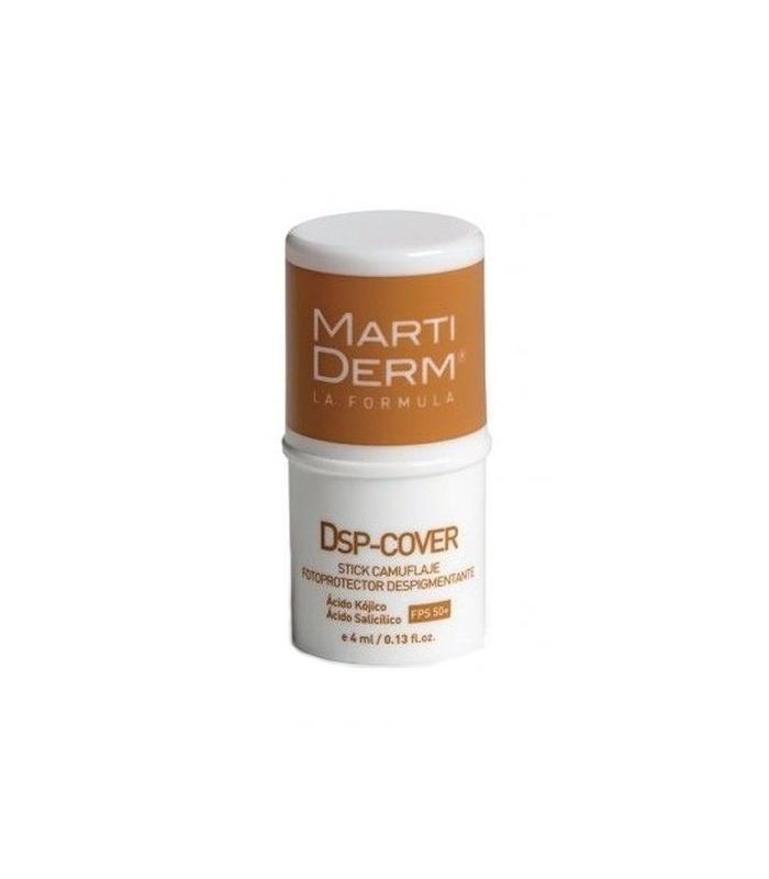 Martiderm Dsp Cover Stick Despigmentante Spf 50+ 4 ml