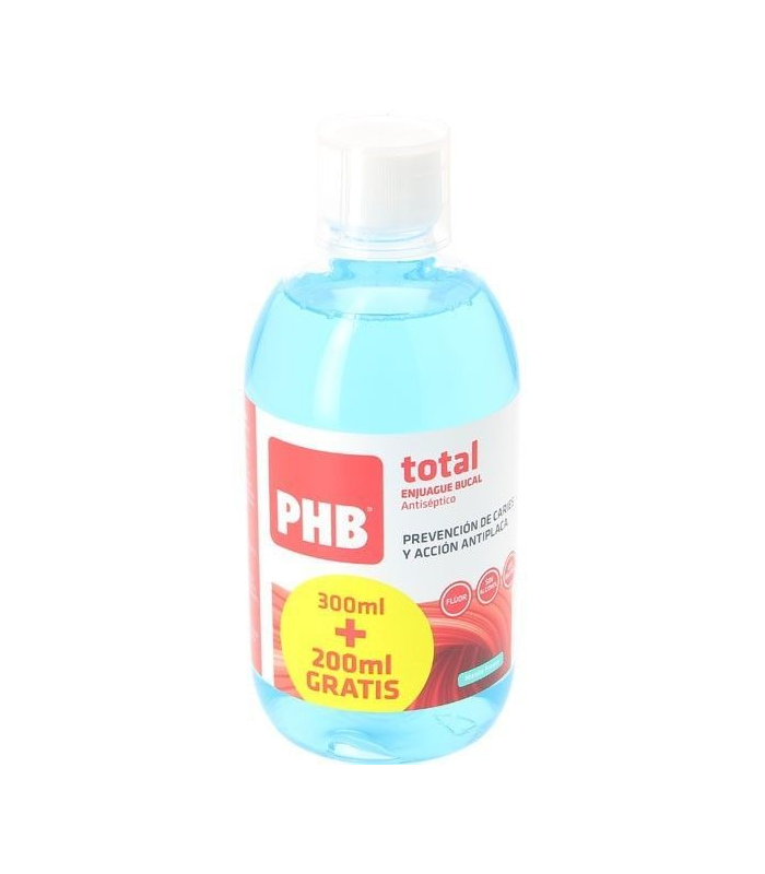 PHB Total Enjuague Bucal 500 ml