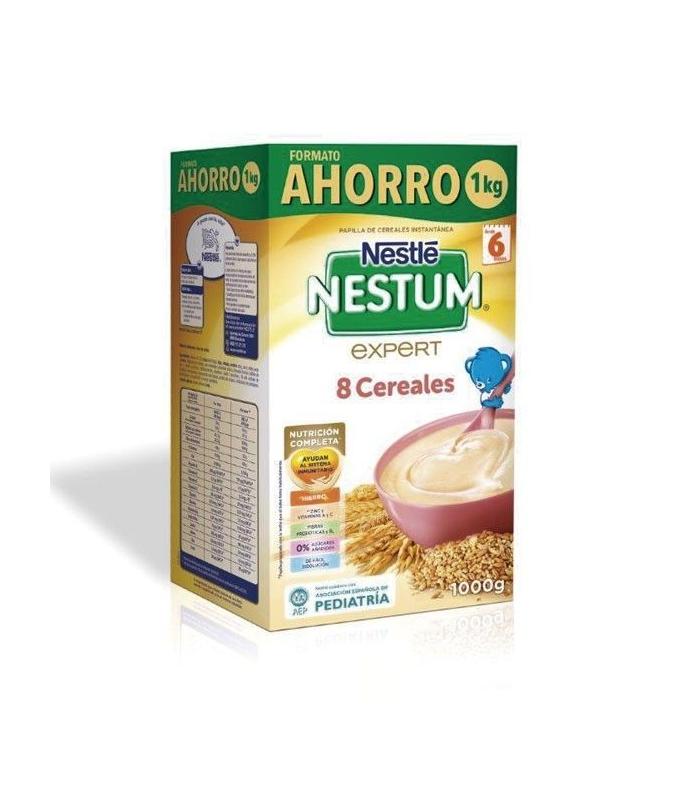 Nestle Nestum Expert 8 Cereales 1 Kg