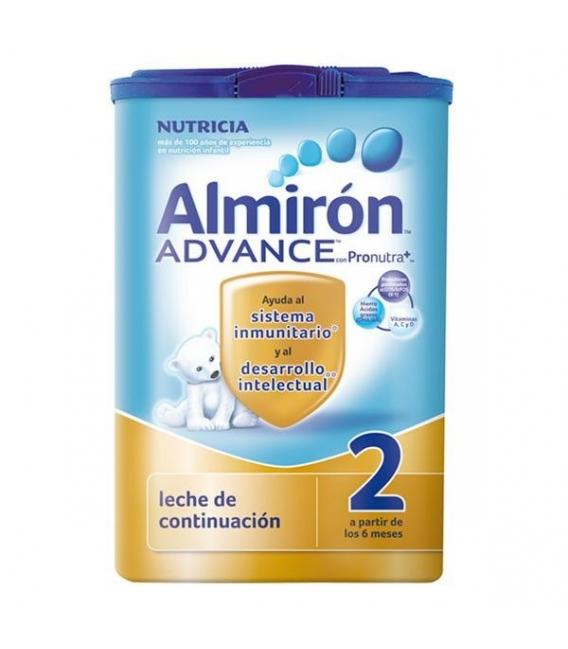 LECHES INFANTILES - Almiron Advance 2 800 Gramos -