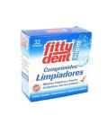 DENTAL - Fittydent Limpiador 32 Tabletas -