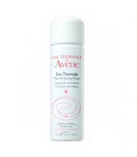 LIMPIADORAS - Avene Agua Thermal 50 ml -