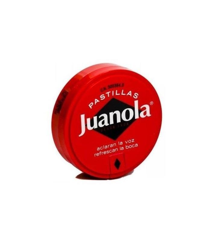 APARATO RESPIRATORIO - Pastillas Juanolas 27g Caja Grande -