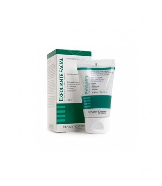 EXFOLIANTES - Martiderm Crema Exfoliante Facial 50 ml -