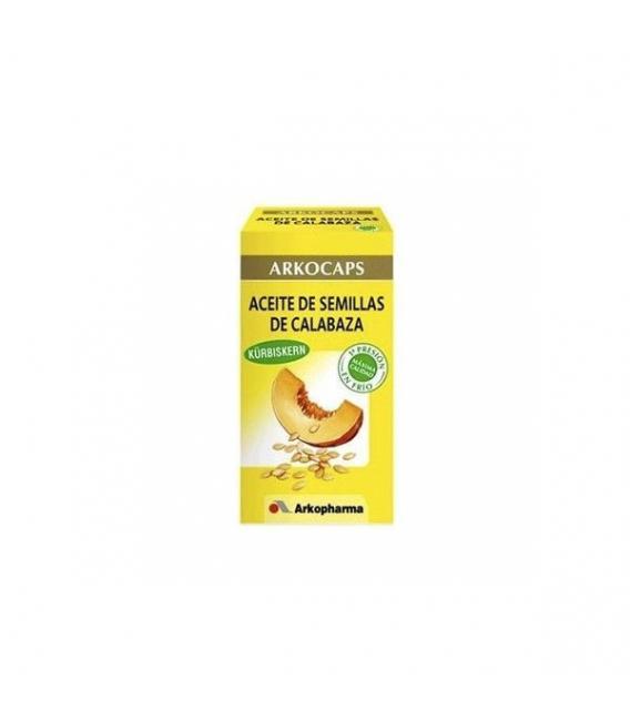 APARATO URINARIO - Arkocaps Aceite Semillas Calabaza 50 Cápsulas -