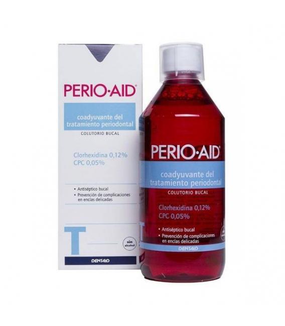 COLUTORIOS - Perio-Aid Tratamiento Colutorio Sin Alcohol -