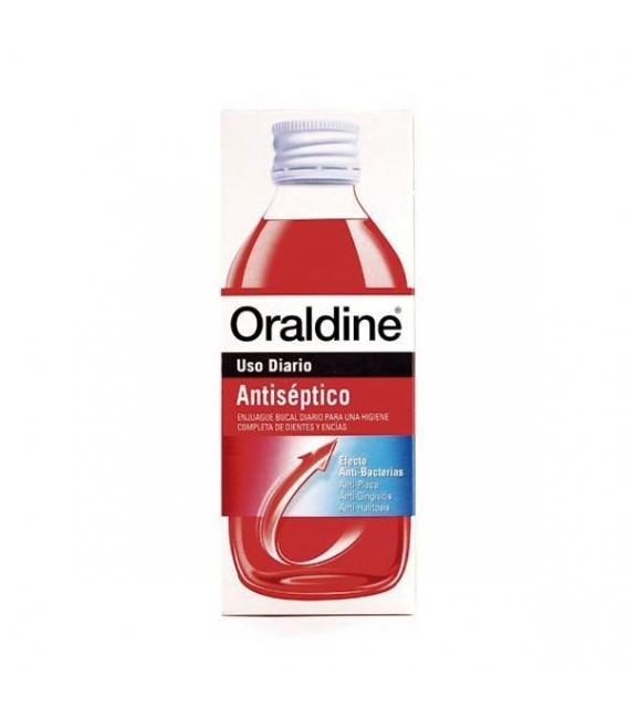 COLUTORIOS - Oraldine Antiseptico 400 Ml -