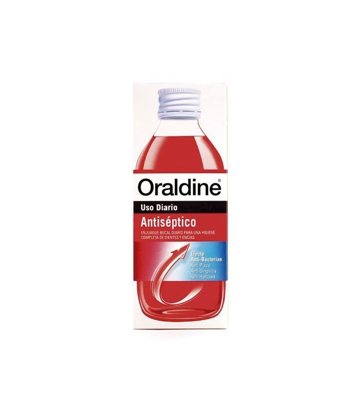 Oraldine Antiseptico 400 Ml
