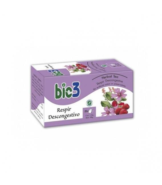 APARATO RESPIRATORIO - Bio3 Respir 25 Bolsitas -