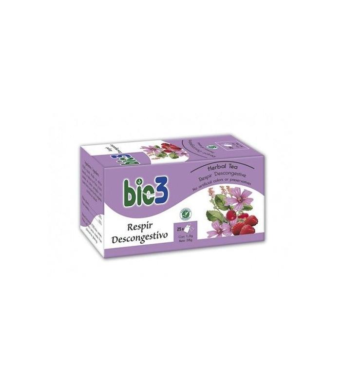Bio3 Respir 25 Bolsitas