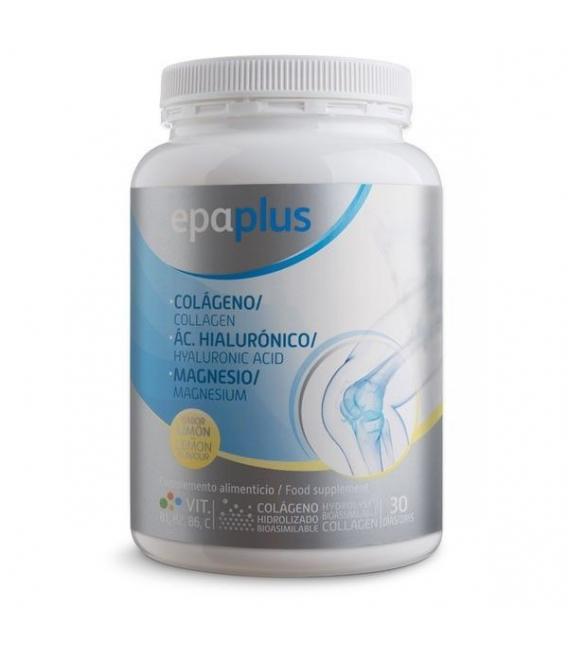 HUESOS Y ARTICULACIONES - Epa Plus Colágeno + Hialuronico + Magnesio 332 Gramos -