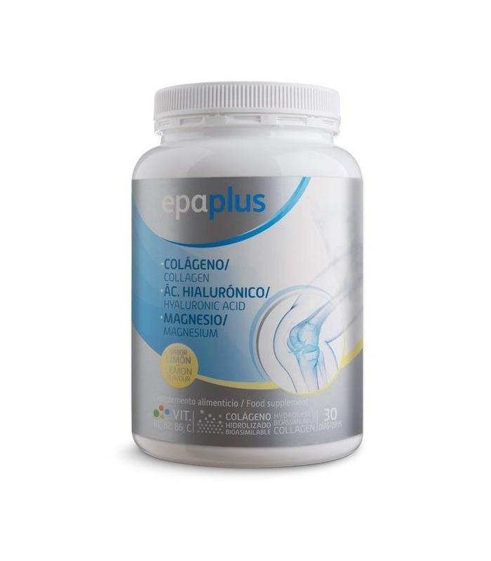 Epa Plus Colágeno + Hialuronico + Magnesio 332 Gramos