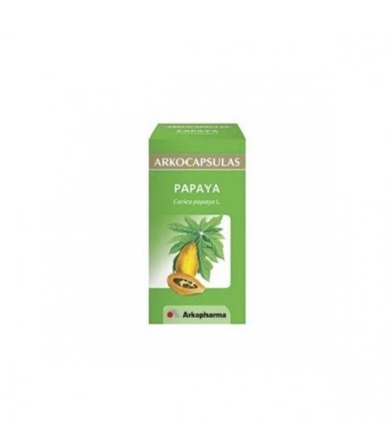 CUIDADO DIGESTIVO - Arkocápsulas Papaya 42 Cápsulas -