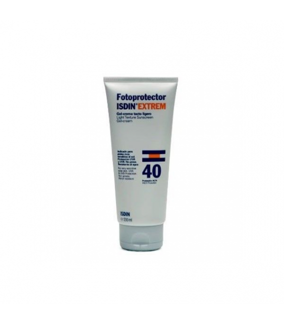 PROTECTORES - Isdin Fotoprotector Extrem SPF40+ 50 ml -