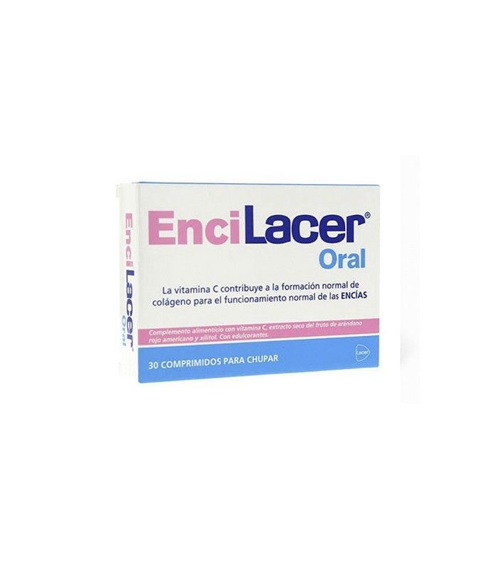 CUIDADO BUCAL - Encilacer Oral 30 Comprimidos -
