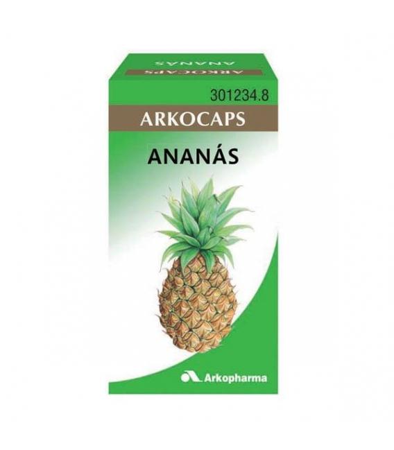 CIRCULACIÓN - Arkocapsulas Ananas 100 Cápsulas -