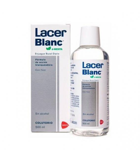 COLUTORIOS - Lacerblanc Colutorio Menta 500 ml -
