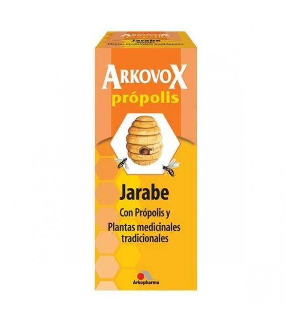 APARATO RESPIRATORIO - Arkovox Propolis Jarabe 150 ml -