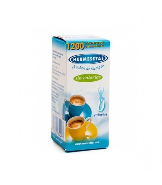 CUIDADO DEL CUERPO - Hermesetas Original 1200 Comprimidos -
