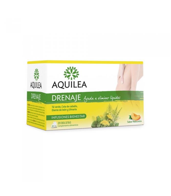 DIURÉTICOS - Aquilea Drenaje 1.2 G 20 Filtros -