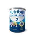 LECHES INFANTILES - Nutriben 2 Leche De Continuacion 800 Gramos -